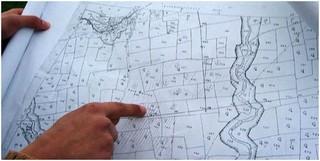 Схема расположения земельного участка или земельных участков на кадастровом плане территории